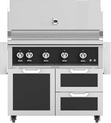 Hestan 851743 Grill Package Black, Main Image