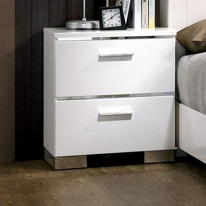 Furniture of America Malte CM7049XN Nightstand, 1