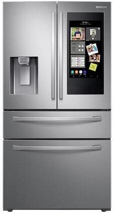 Samsung  RF28R7551SR French Door Refrigerator Stainless Steel, RF28R7551SR Main