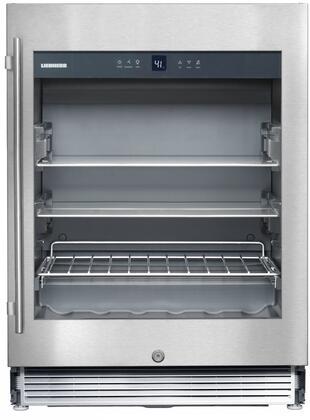 Liebherr  RU510 Beverage Center Stainless Steel, RU510 Built-in Wine Cabinet
