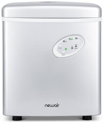 NIM028SI00 Countertop Ice Maker with 28 lb Daily Ice Production Capacity  in