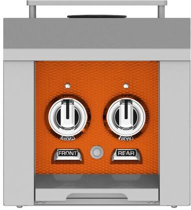 Hestan AGB Series AGB122LPOR Side Burner Orange, Main Image