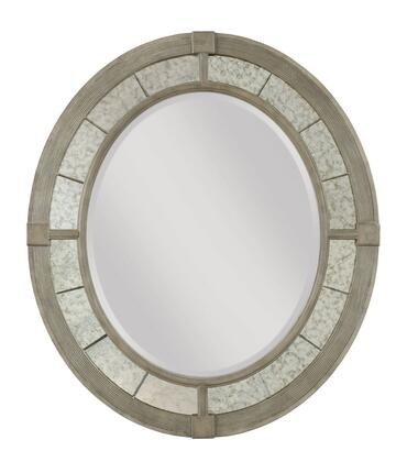 Savona Collection 654-020 ROCOCO OVAL MIRROR in