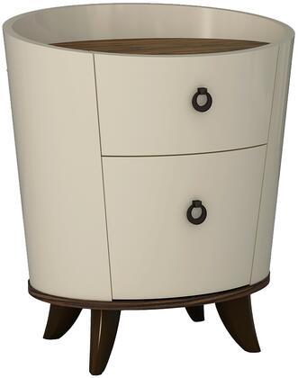 American Eagle Furniture P101 NSP101 Nightstand Beige, Main Image