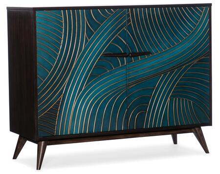 Hooker Furniture Melange 6388545145 Chest of Drawer, Silo Image