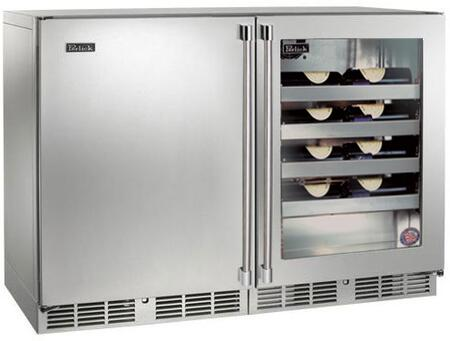 Perlick Signature 1443774 Beverage Center Stainless Steel, 1