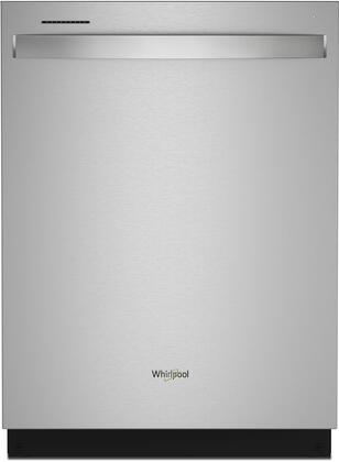 Whirlpool  WDT750SAKZ Built-In Dishwasher Stainless Steel, WDT750SAKZ Dishwasher with 3rd Rack