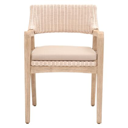 Essentials for Living Woven 6810WWLGRYNG Accent Chair Gray, DL 652cfc0e9484a67058755772afa4