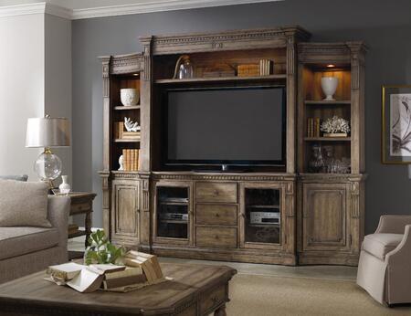 Hooker Furniture Sorella 510770222 Entertainment Center Gray, nhuubqkp0wvb6isll9gx