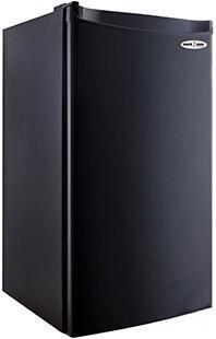 MicroFridge Snackmate 32SM4RA Compact Refrigerator Black, 3.2SM4RA