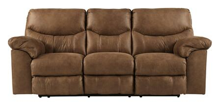 Signature Design by Ashley Boxberg 3380287 Motion Sofa Brown, Main Image