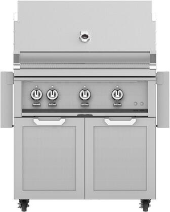 Hestan  851593 Natural Gas Grill Stainless Steel, Main Image