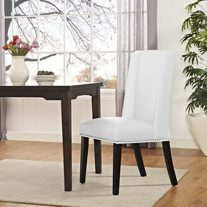 Modway Baron Collection Eei 2232 Whi Dining Chair With
