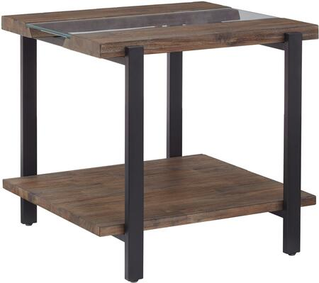 Standard Furniture Dumont 21402 End Table Brown, Main Image