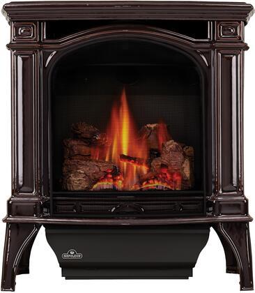 Napoleon Bayfield GDS25NNSB Gas Heating Stove Brown, Main Image