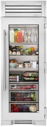True Residential  TR30REFRSGA Column Refrigerator Stainless Steel, Main Image