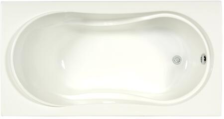 BT-0001 Tacoma 60″ Drop-in Bathtub  in