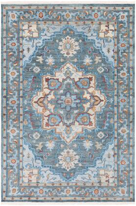 Elixir EXI-1001 9' X 13' Rectangle Traditional Rug In
