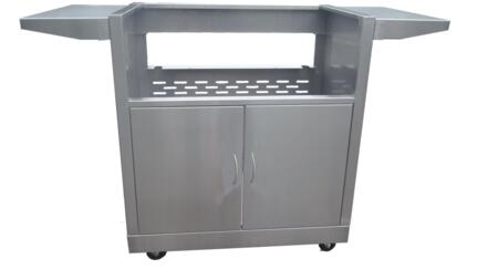 RCS RJCLC Grill Cart Stainless Steel, Main Image