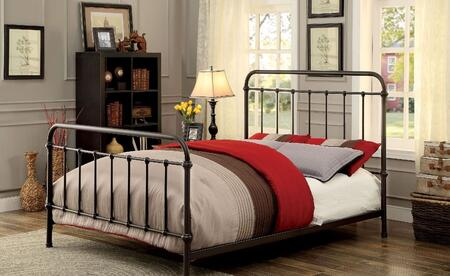 Furniture of America Iria CM7701GMT Bed, Main Image