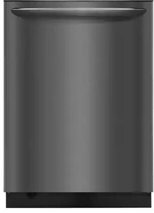Frigidaire Gallery FGID2479SD Built-In Dishwasher Black Stainless Steel, Main Image