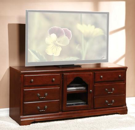Acme Furniture Hercules 91113 52 in. and Up TV Stand Brown, TV Stand