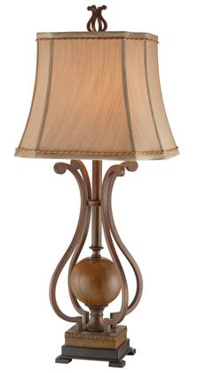 Stein World Lighting 96902 Table Lamp Brown, 1