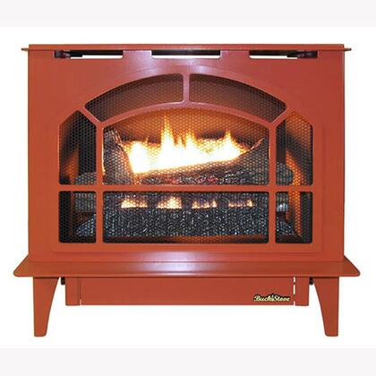 Townsend II Series NV S-TOWNSEND TRA-LP Liquid Propane Steel Stove in