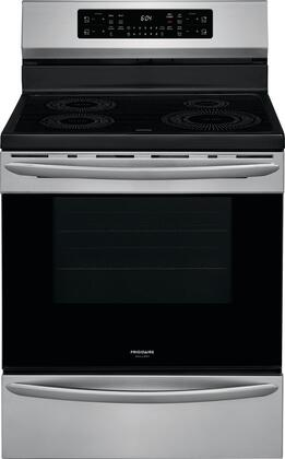 Frigidaire Gallery GCRI3058AF Freestanding Electric Range Stainless Steel, Main Image