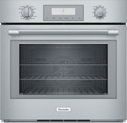Thermador Professional POD301W Single Wall Oven Stainless Steel, POD301W 30-Inch Single Built-In Oven