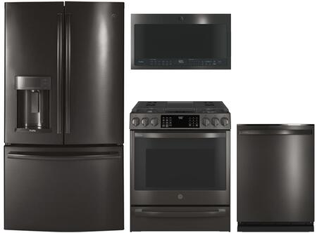GE Profile  1139041 Kitchen Appliance Package , main image