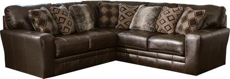 Jackson Furniture Denali 43784672128309308309 Sectional Sofa Brown, Main Image