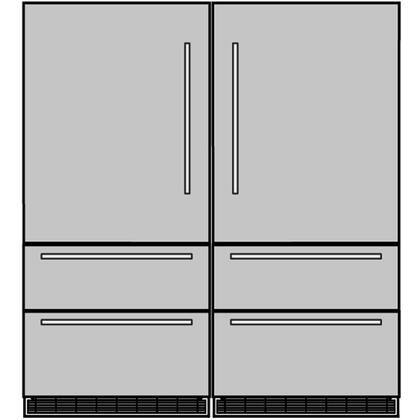 Liebherr  990018300 Appliance Accessories , Image 1