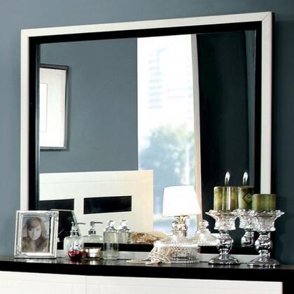 Furniture of America Rutger CM7292M Mirror White, Main Image