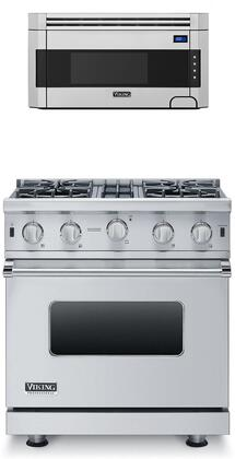 Viking 873940 Kitchen Appliance Package & Bundle Stainless Steel, main image