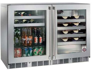 Perlick Signature 1443789 Beverage Center Stainless Steel, 1