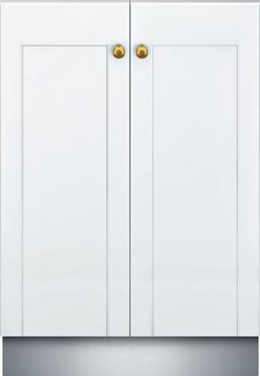 Thermador Sapphire DWHD770WPR Built-In Dishwasher Panel Ready,  DWHD770WPR 24-Inch Custom Panel