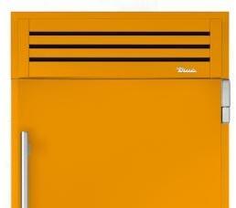 True Residential  103SAFFRON Refrigerator Color Option , Saffron
