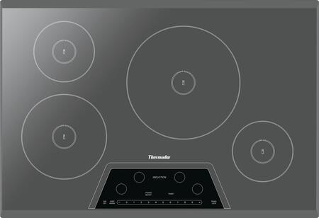 Thermador Masterpiece CIT304KM Induction Cooktop Silver, Main Image
