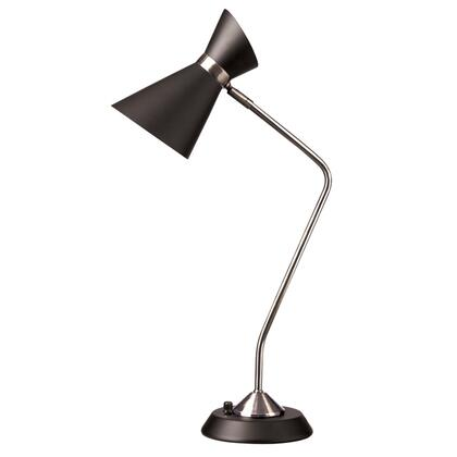 Dainolite 1679TBKPC Table Lamp, DL 854b9665e17c5ecbcd905911f7d5