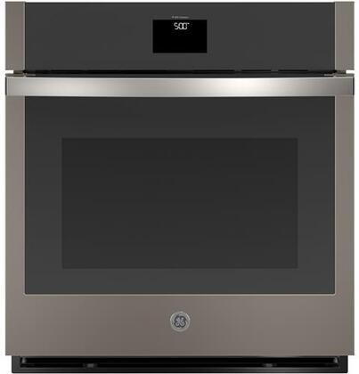 GE JKS5000ENES Single Wall Oven Slate, Main Image