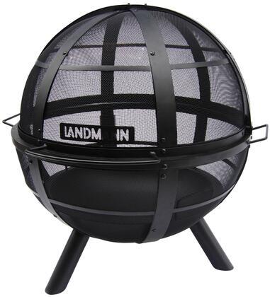 """Landmann Ball O"""" Fire 28925 Outdoor Fire Pit Black, 1"""