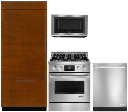 Jenn-Air 989095 Kitchen Appliance Package & Bundle Panel Ready, main image