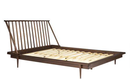 Walker Edison  BQSPINWT Bed , Main