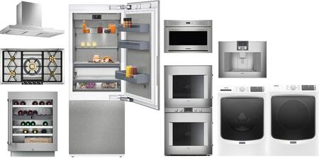 Appliances Connection Picks  1441570 Kitchen Appliance Package White, Main image