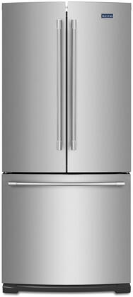 Maytag  MFF2055FRZ French Door Refrigerator Stainless Steel, Main Image
