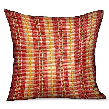 Plutus Brands Cherry Tassel PBRAO1301616DP Pillow, PBRAO130