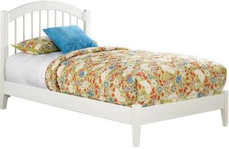 Atlantic Furniture Windsor AP9431032 Bed White, AP9431032