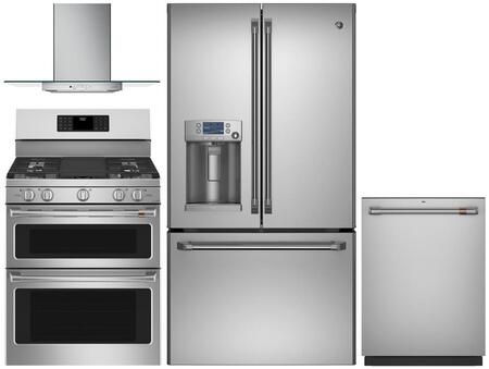 Cafe 891229 Kitchen Appliance Package & Bundle Stainless Steel, main image