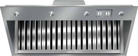 Miele  DAR1150 Range Hood Insert Stainless Steel, Main View